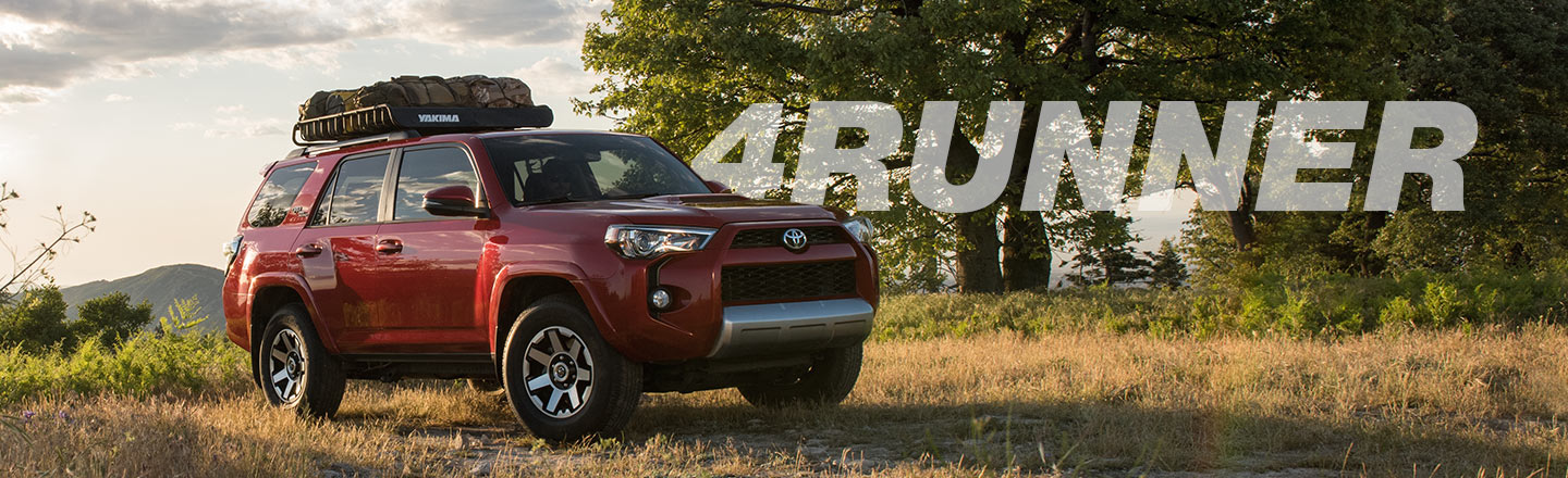 2018 Toyota 4Runner For Sale Near Exeter & East Greenwich, RI