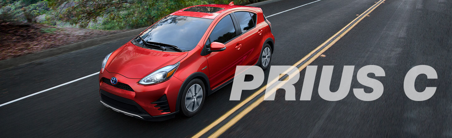 2018 Toyota Prius C Hybrid for Sale Near Exeter & East Greenwich, RI