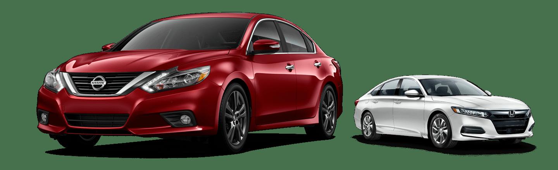 Nissan Alitima Vs Honda Accord