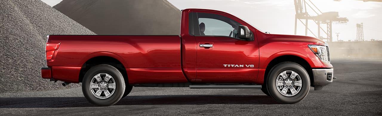 2018 Nissan Titan Pickup Trucks in Panama City, FL | John Lee Nissan