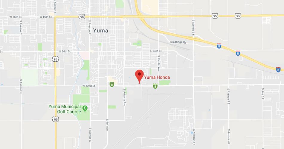 Honda Dealership in Yuma, AZ   Yuma Honda