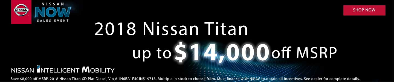 Nissan Titan XD Special