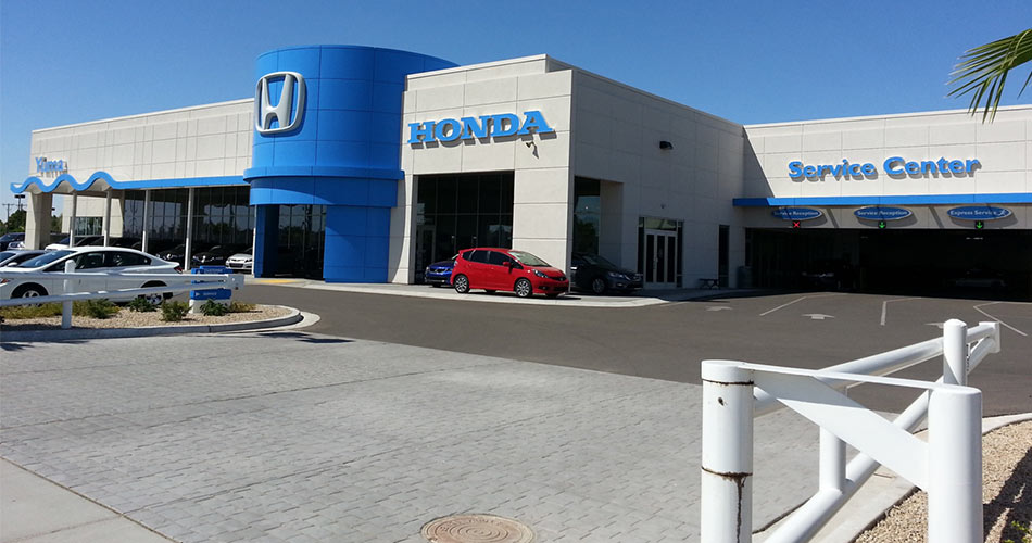 Honda Dealership Az >> Honda Dealership In Yuma Az Yuma Honda