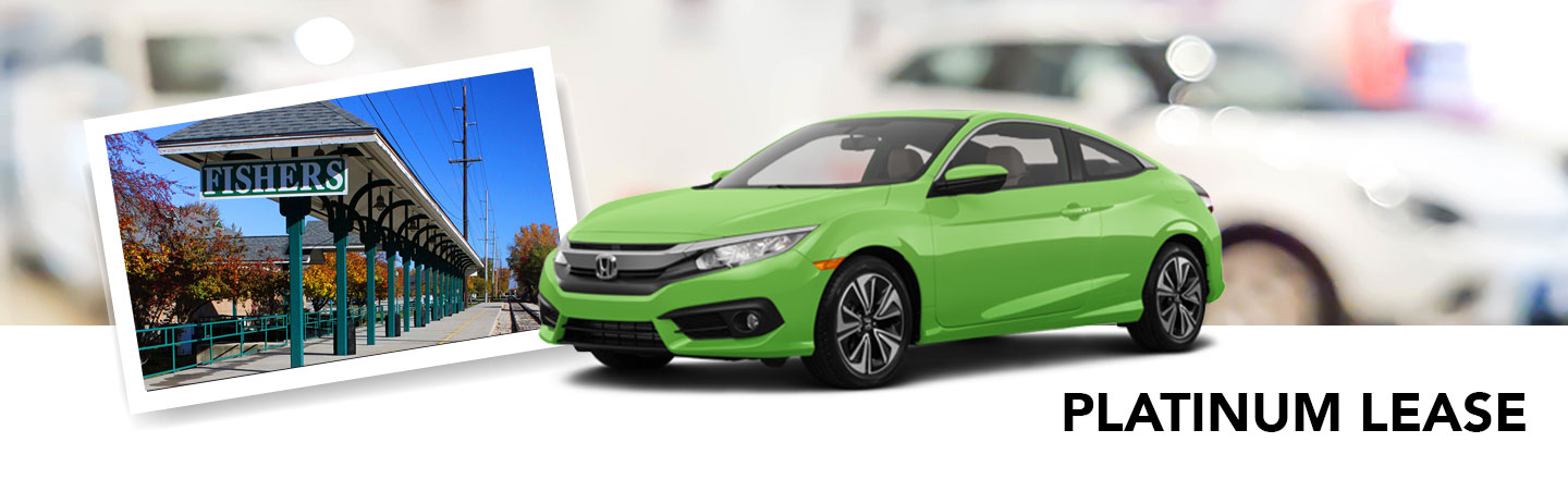 Getting a Honda Lease in Fishers, Indiana