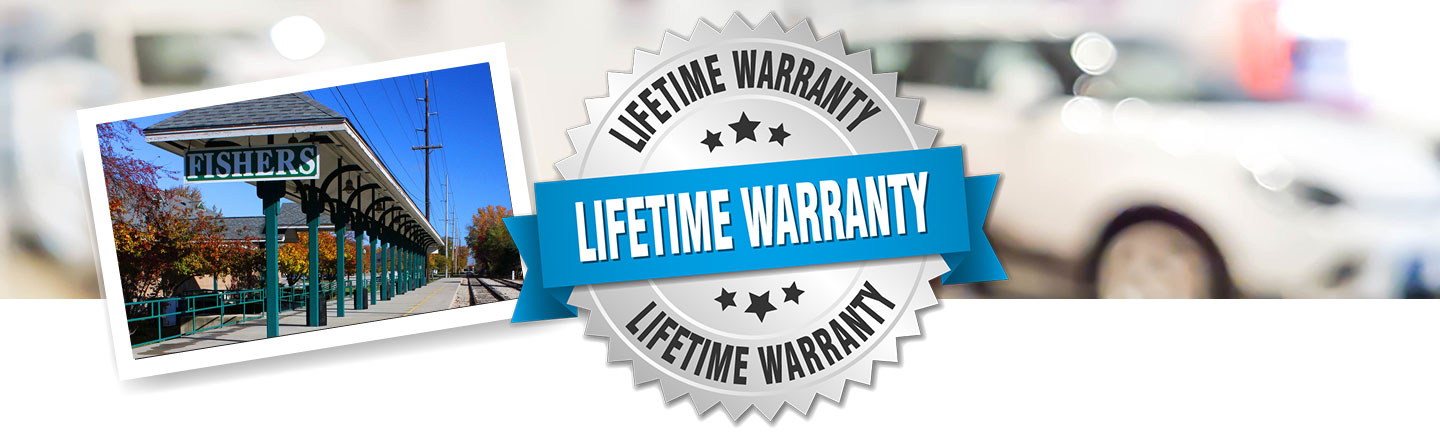 Honda Vehicle Lifetime Warranty
