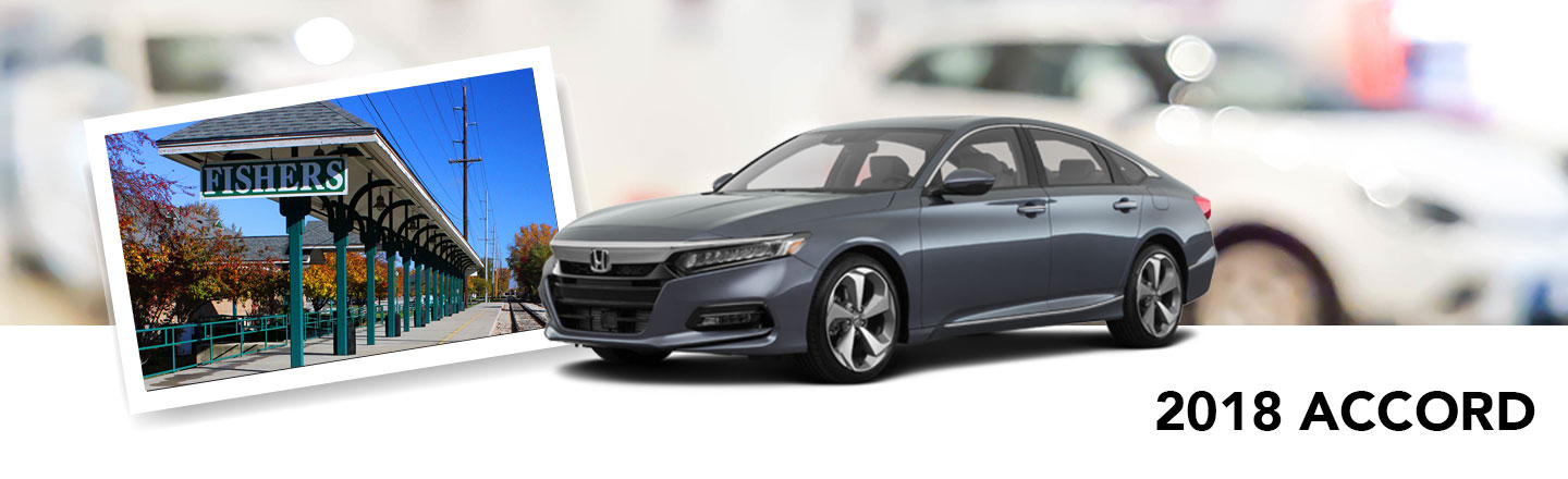 2018 Honda Accord Sedans For Sale In Fishers Indiana Near Noblesville