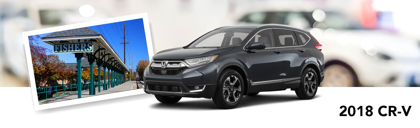 Learn More About The CR V Lineup At Honda Of Fishers Today