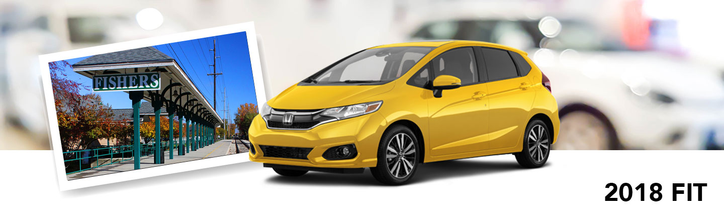 2018 Honda Fit Hatchbacks For Sale In Fishers, IN Near Indianapolis