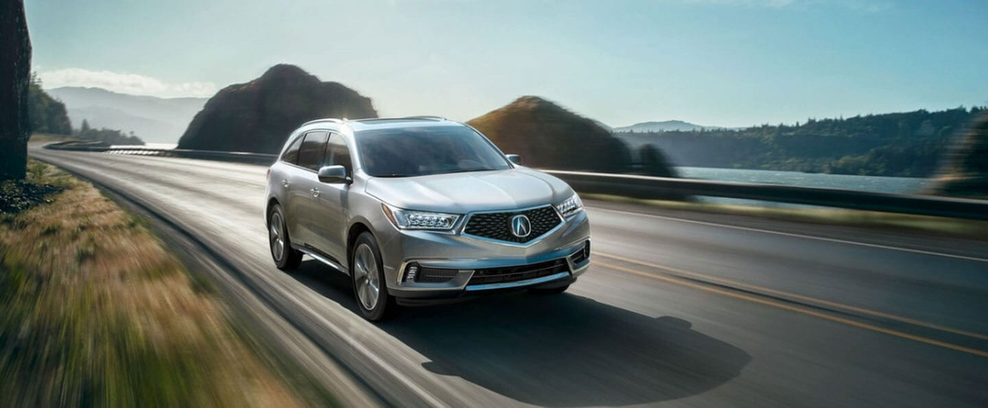 Acura MDX Luxury SUV In Verona New Jersey DCH Montclair Acura - Acura mdx replacement parts