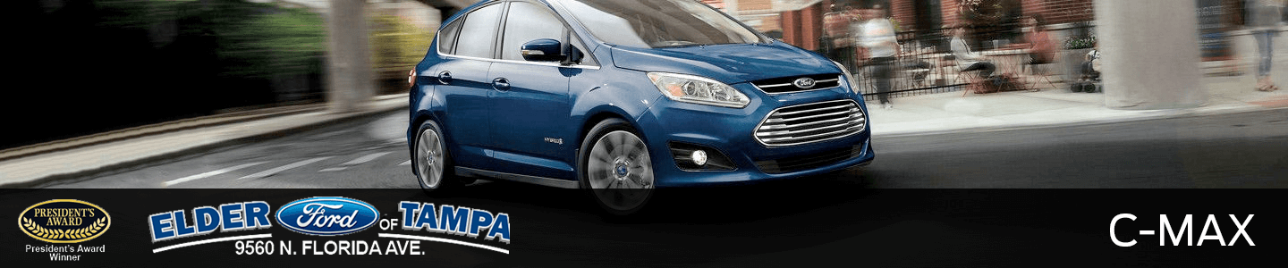 2018 Ford C-MAX Hybrid for Sale near Clearwater & Brandon, FL