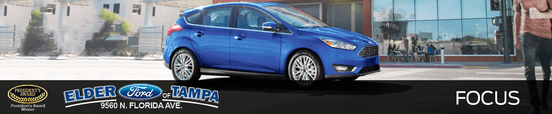 2018 Ford Focus Hatchback & Sedan near Clearwater, Florida