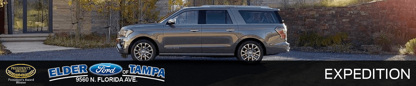 2018 Ford Expedition Full-Size SUV in Tampa, FL