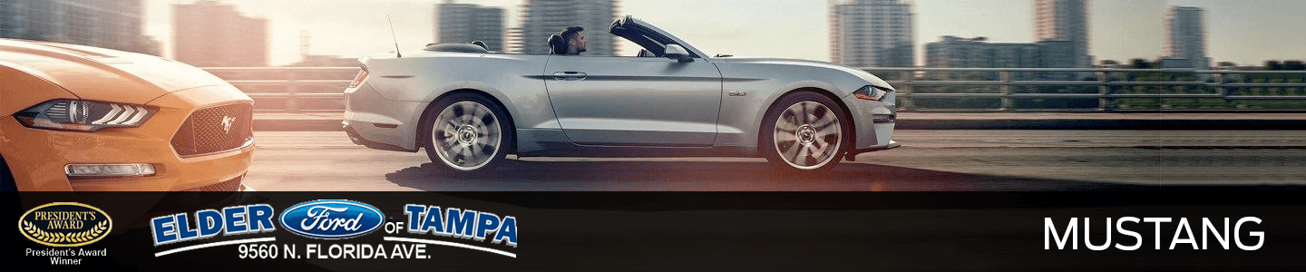 2018 Ford Mustang Sports Car in Tampa, Florida