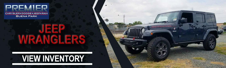 Captivating New U0026 Used Dealer | Premier Chrysler Dodge Jeep Ram Of Buena Park