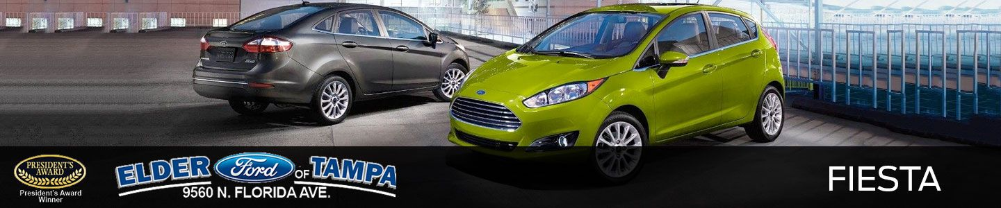 2018 Ford Fiesta Hatchback & Sedan in Tampa, Florida