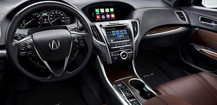 Interior 2018 Acura TLX