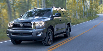 Research New Toyota Sequoia