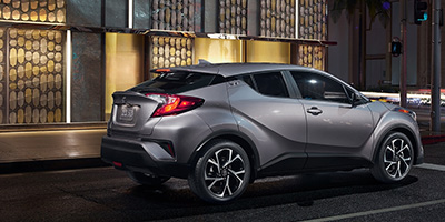Research New Toyota C-HR
