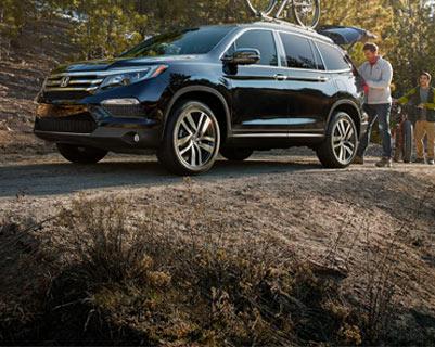 2018 Honda Pilot Rocky Mountain Honda Dealers