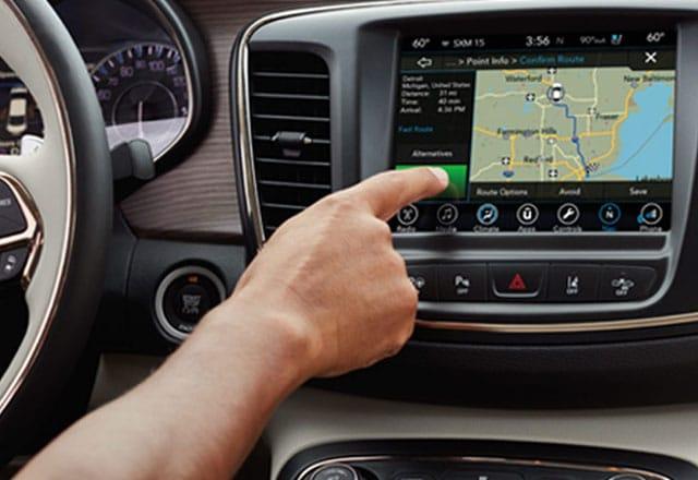 Chrysler Pacifica app