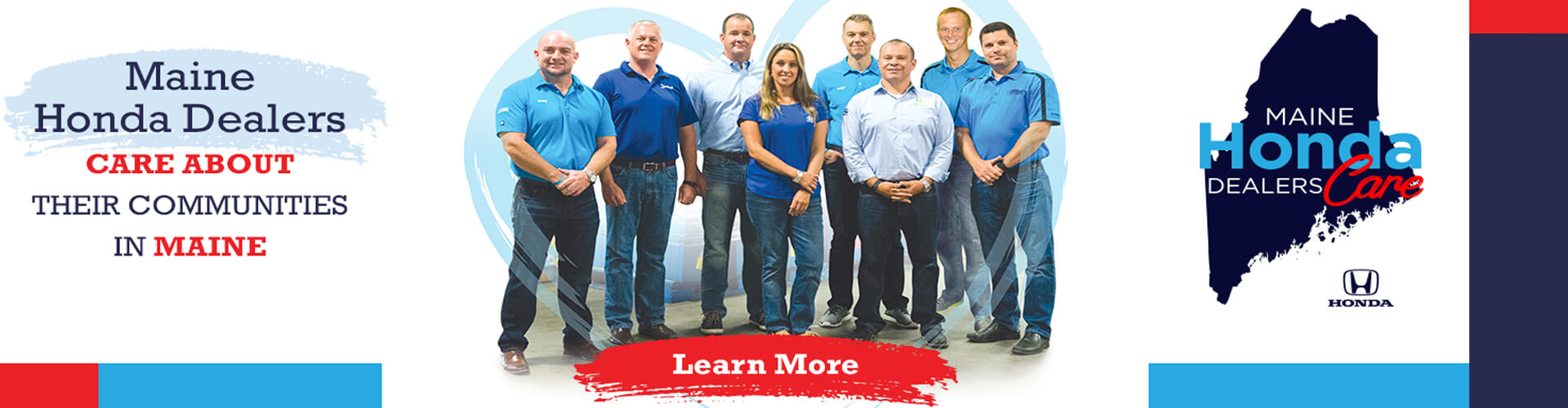 Honda Dealership Group in Maine, serving Portland and Bangor Drivers