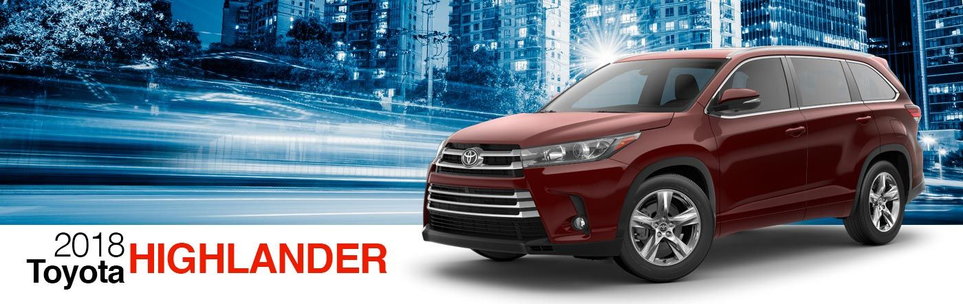 2018 Toyota Highlander Suvs In Aurora Co Stevinson Toyota East