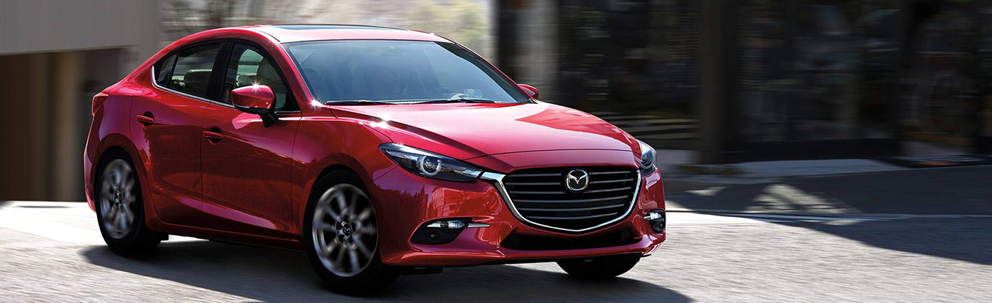 Mazda Vehicles Available In North Carolina Near Onslow County