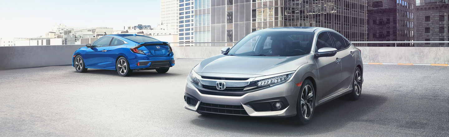 Honda Vehicles Available In Onslow County, NC