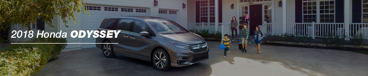 2018 Honda Odyssey For Sale In Port Arthur, TX