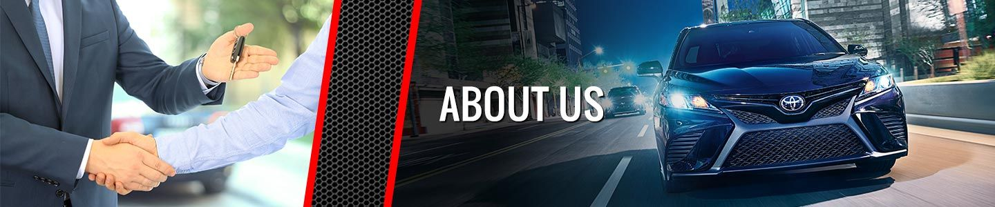 About us at Toyota of Longview