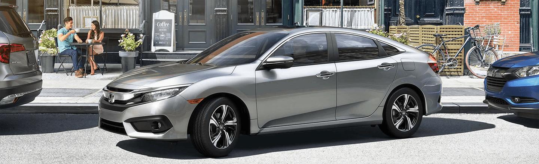 2018 Honda Civic Sedans In Enterprise Al Sam Boswell Honda