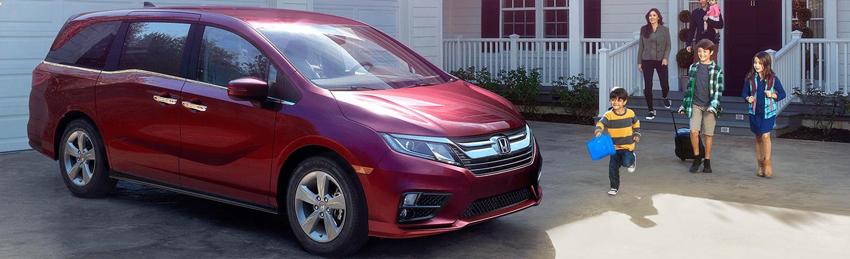 2018 Honda Odyssey Minivans to Explore in Enterprise, AL Near Dothan