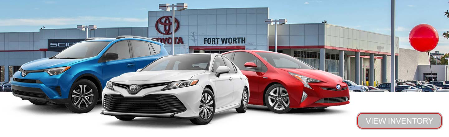 Fort Worth Toyota >> New And Used Toyota Dealership Serving Arlington Tx