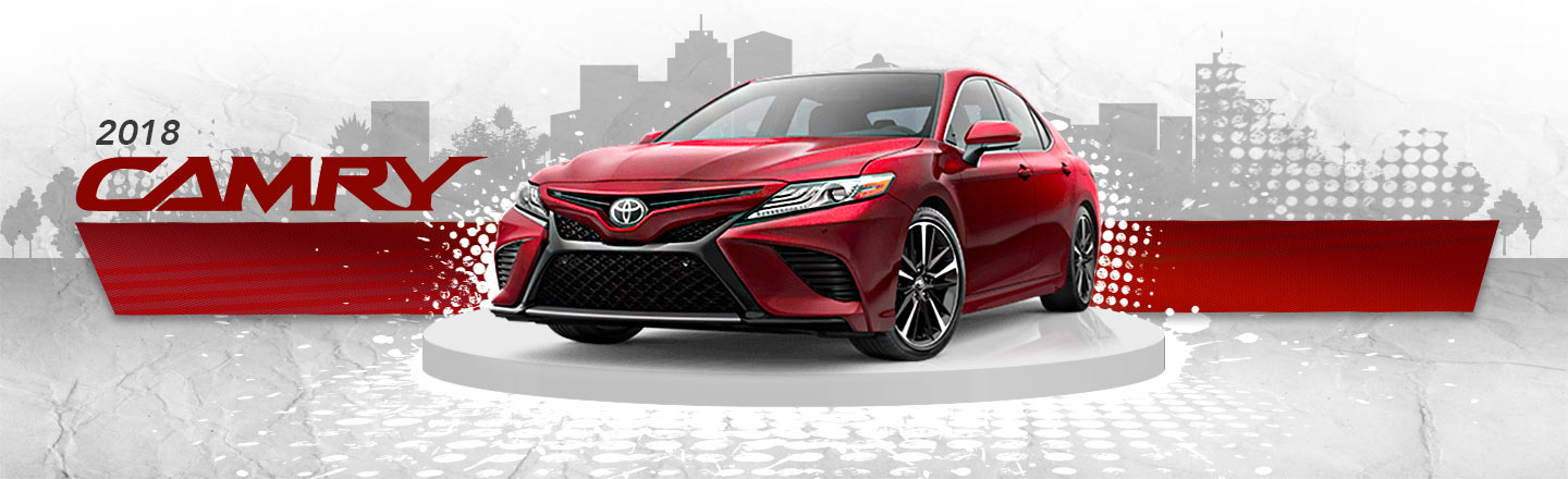2018 toyota camry sedan in columbus ms carl hogan toyota. Black Bedroom Furniture Sets. Home Design Ideas