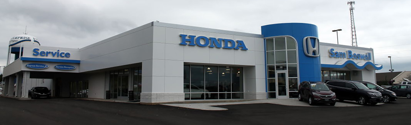 Honda Service Center Assisting Drivers Near Enterprise And Dothan, AL
