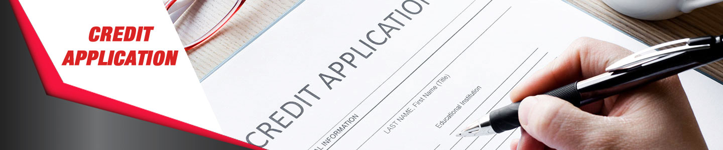 Credit Application for a new car in Chattanooga, TN