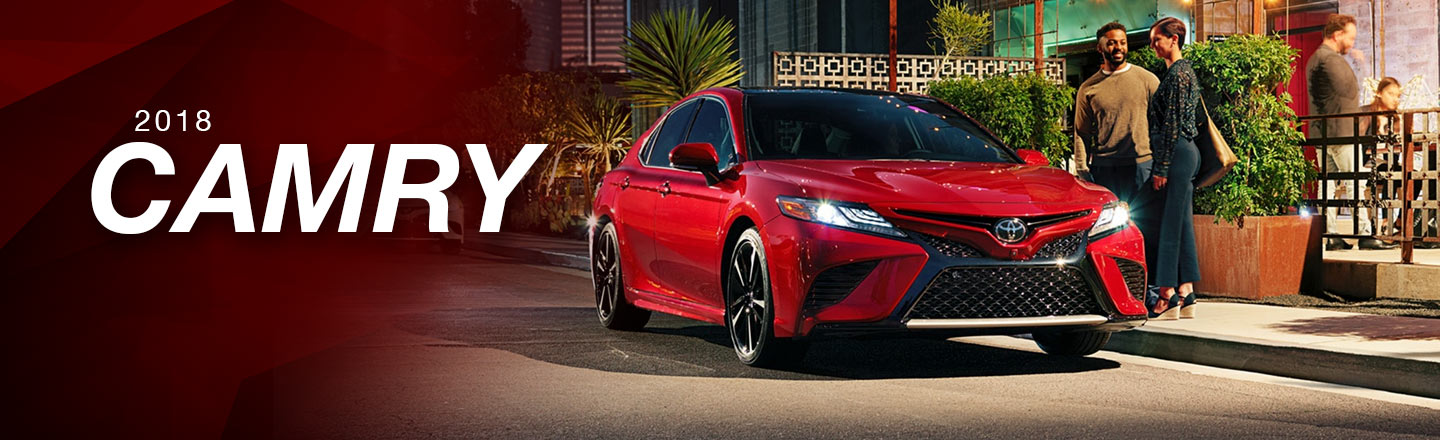 2018 Toyota Camry For Sale Near Hershey, PA