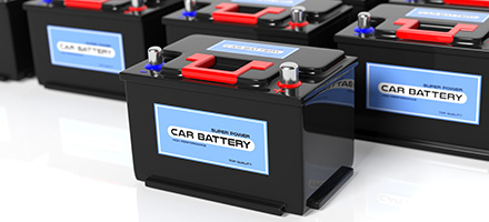 AC-DELCO BATTERIES