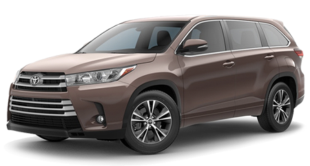 2018 Toyota Highlander SUVs to Explore in Hickory, NC Near Morganton