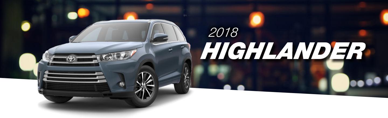 2018 toyota Highlander at RB Toyota