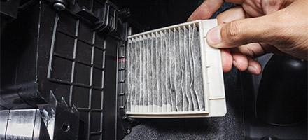 $10 Cabin Air Filter Rebate