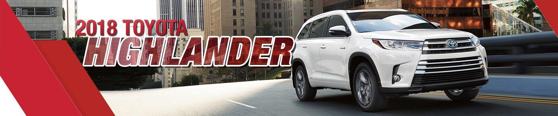 Find Your 2018 Toyota Highlander At I 95 Toyota Of Brunswick