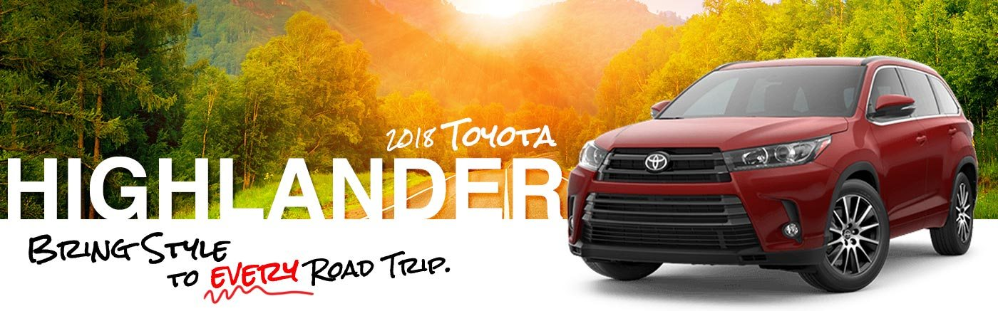 Captivating Explore All Eight 2018 Toyota Highlander Models In Longview, TX