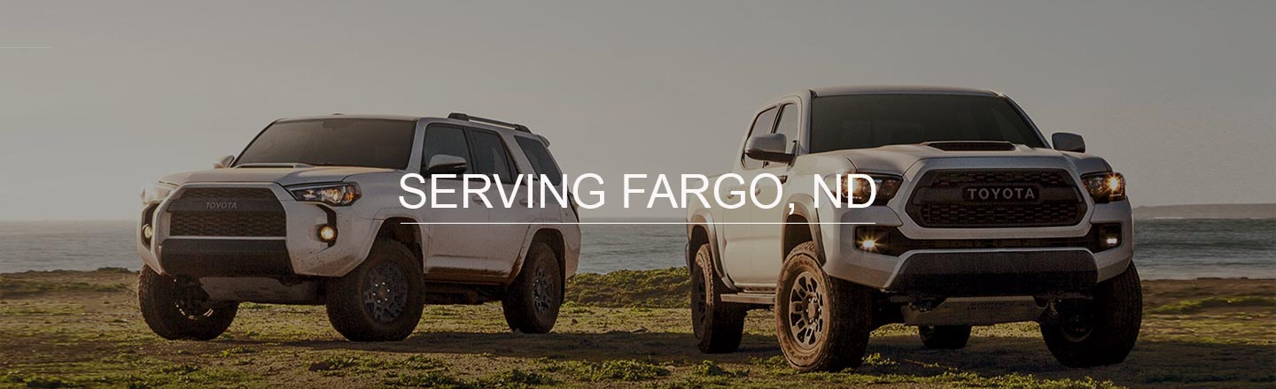 New And Used Cars For Sale Near Fargo Nd Quality Toyota