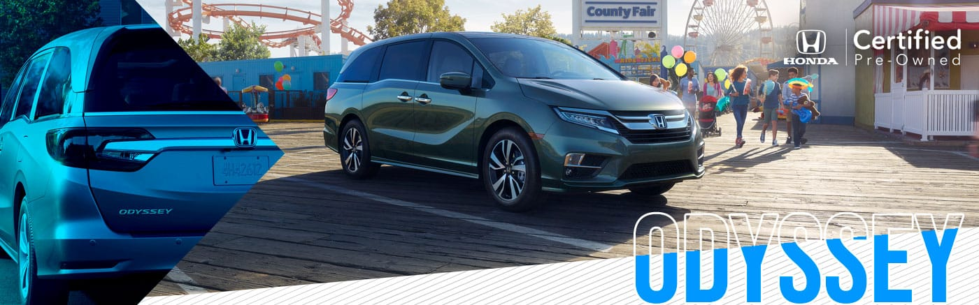 Why Buy An Odyssey in Eatontown, NJ | DCH Kay Honda