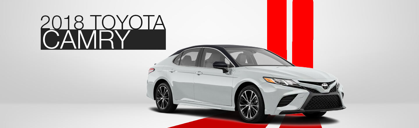 2018 Toyota Camry Available in Waco, Texas At Jeff Hunter Toyota