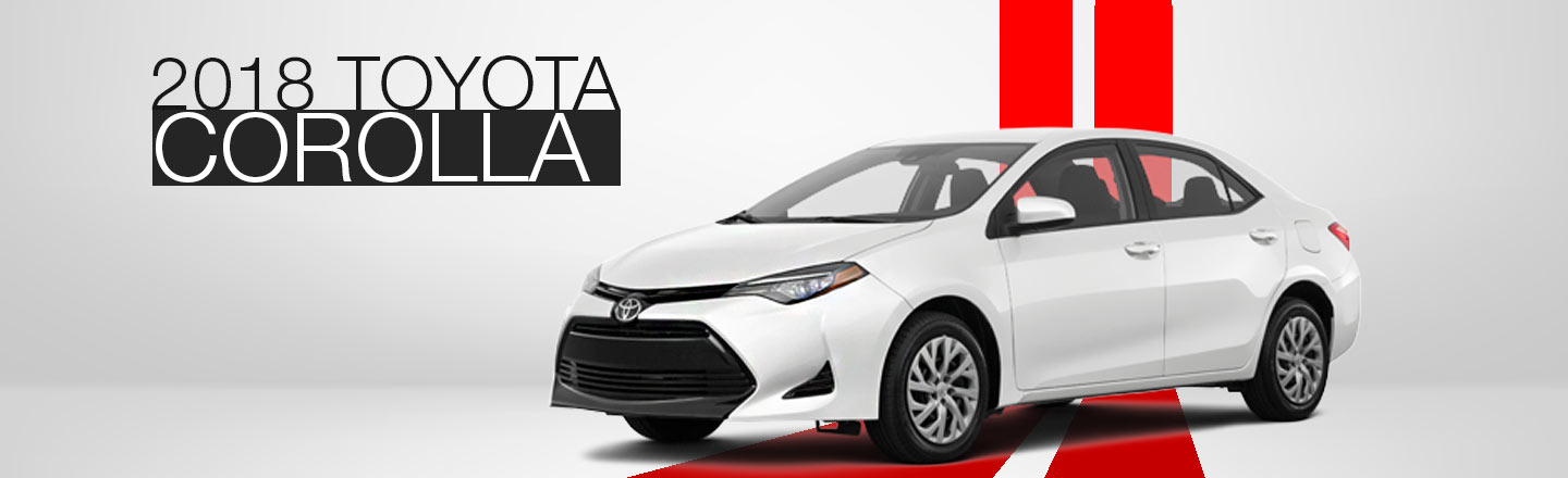 2018 Toyota Corolla Available in Waco, TX At Jeff Hunter Toyota