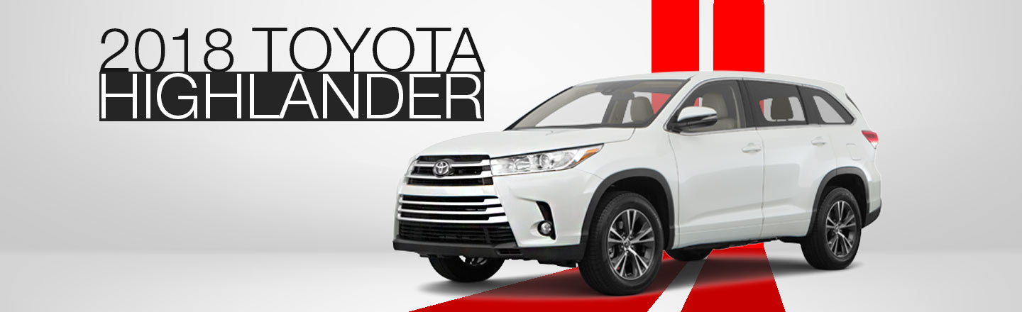 2018 Toyota Highlander in Waco, Texas  at Jeff Hunter Toyota