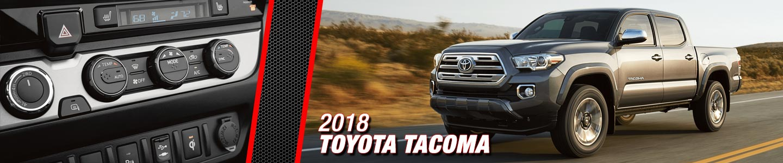 2018 toyota tacoma at steven toyota