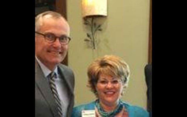 Casey Cagle & Candace Boothby